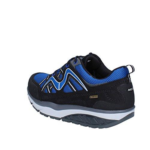 MBT Sneakers Hombre 42 EU Azul Negro Textil