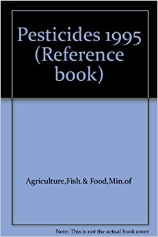 Pesticides 1995 (Reference book)