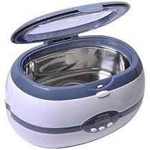 Digital Ultrasonic Cleaner 0.6 Liters 600ml / Tattoo Equipment / Hospital and Dental Clinics / Optical / Jewlry / Biology Labs / 2000