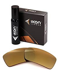 1183b7ca432 Polarized IKON Replacement Lenses for Von Zipper Snark Sunglasses - 12  Colors