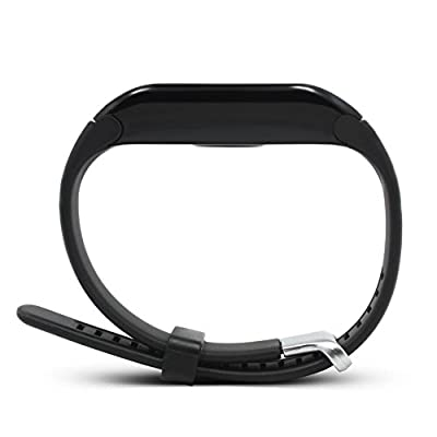 Keoker H3 Bluetooth Smart Band Bracelet Heart Rate Monitor Activity Fitness Tracker Wristband for IOS & Android Smartphone