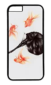 hgfdjhbvb Apple Iphone 6 Case,WENJORS Awesome Hair Sequel Hard Case Protective Shell Cell Phone Cover For Apple Iphone 6 (4.7 Inch) - PC Black by hgfdjhbvb
