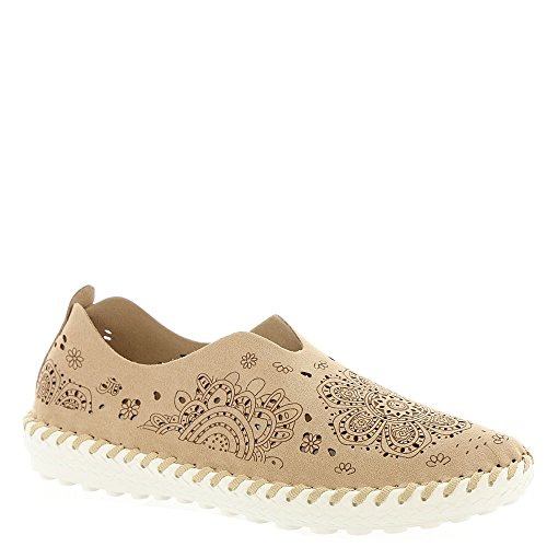 bernie mev. Womens TW 09 Nude Loafer
