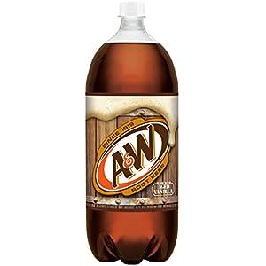 A&W Root Beer, 2 Liter Bottle