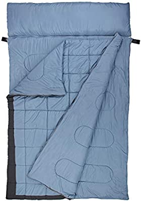 Est/ándar Azul 10T Outdoor Equipment 10T Zali Saco de Dormir de Manta