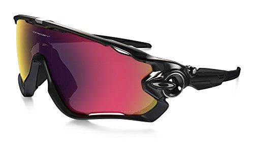 Oakley Men's Jawbreaker OO9270-06 Shield Sunglasses, Black Ink, 131 - Sunglasses Jawbreaker