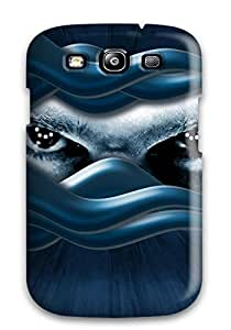 Charles C Lee Scratch-free Phone Case For Galaxy S3- Retail Packaging - Unknown by Maris's Diary