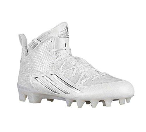 Football Cleat Mid 0 adidas Men's 2 White Crazyquick Platinum White Performance cWgYqOA