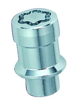 McGard 20116SU Standard - Tuercas antirrobo para ruedas (base plana, M12 x 1,5, largo 42,2 mm, SW17): Amazon.es: Coche y moto