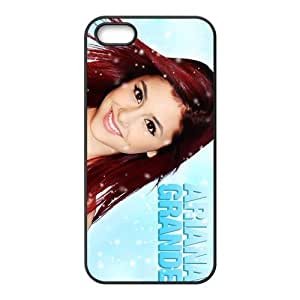 Customize American Famous Singer Ariana Grande Back Case for iphone 5 5S JN5S-2465