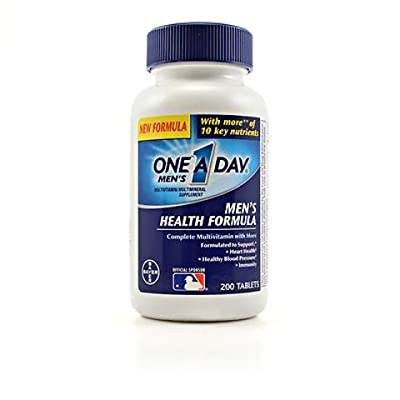 One-A-Day Men's Health Formula