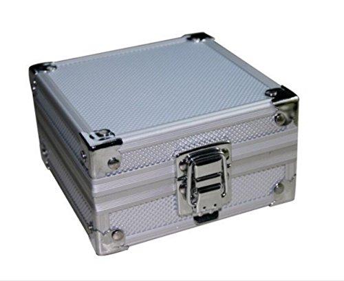 Professional Tattoo Equipment Box – Aluminum Alloy Case Empty Tattoo Machine Box