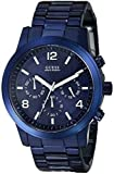 GUESS ANALOG Black dial men's watch GUW0123G3