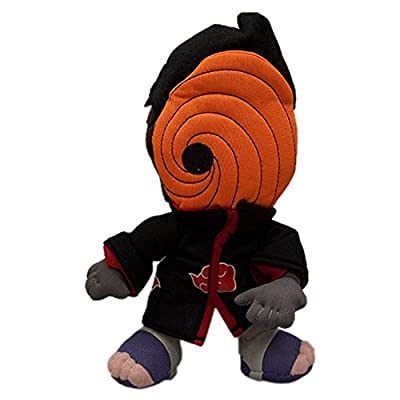 "Great Eastern GE-8972 Naruto Shippuden Tobi 8"" Plush: Toys & Games"