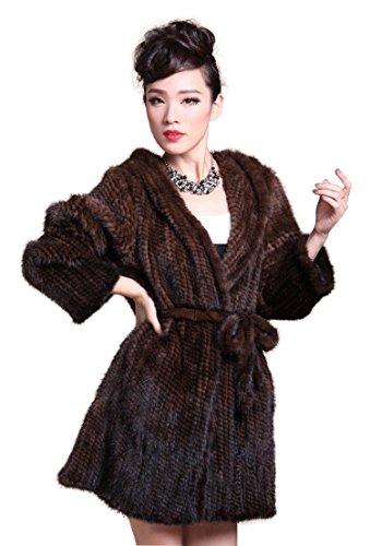 Mink Long Coat - 2