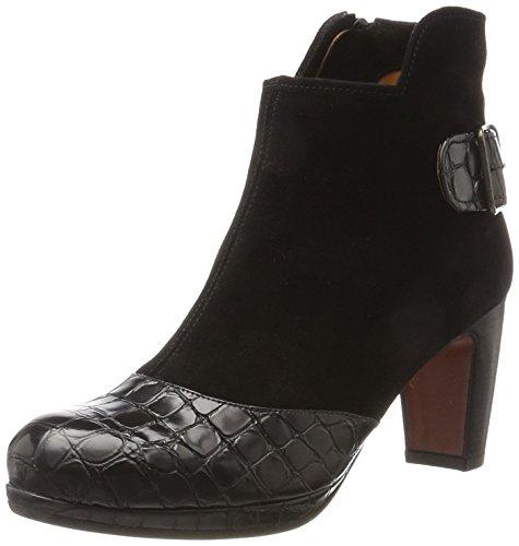 Chie Mihara Damen Justgo31 Stiefel Schwarz (Negro)