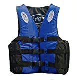 hibote Children's Water Sports Swimming Life Jackets Buoyancy Aid Sailing Kayak Float Vest Size S-M