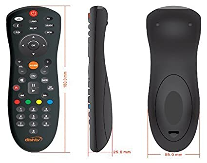 Dish TV Universal Set Top Box Remote Control