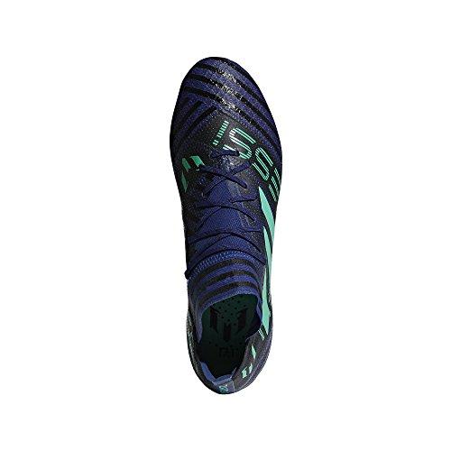Scarpe Da Calcio Adidas Mens Nemeziz Messi 17.1 Fg, 46 Eu Blu (uniink / Hiregr / Cblack)