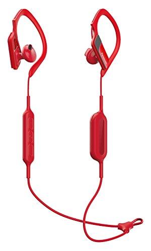 Panasonic RP-BTS10-R WINGS Bluetooth Sport Earphones Red