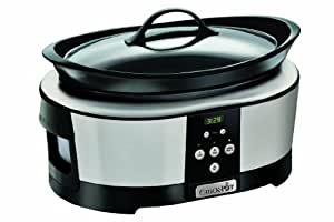 Crockpot SCCPBPP605 - Máquina para cocinar a fuego lento [Enchufe de Reino Unido]