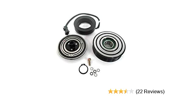 Amazon.com: 2006 - 2009 Dodge Ram 2500 3500 4500 5500 Diesel L6 5.9L 6.7L Brand New A/C AC Compressor Clutch Assembly kit 55111411: Automotive