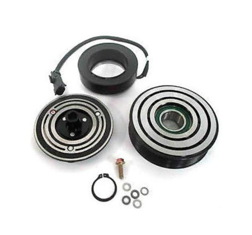 2006-2009 Dodge Ram 2500 3500 4500 5500 Diesel L6 5.9L 6.7L Brand New A//C AC Compressor Clutch Assembly kit 55111411