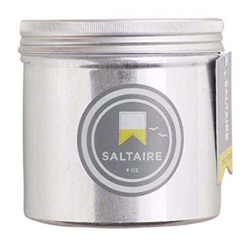 Mer Sea Saltaire Sea Tin Candle 9oz. -  - living-room-decor, living-room, candles - 41zp52bRufL -