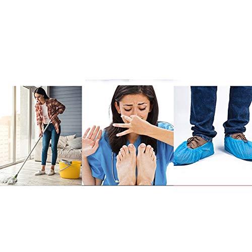 Gjm Dispenser Pezzi Scarpe Scarpe Silver Office copriscarpe Applicabile colore Per Shop Macchina Intelligente Family Da Pellicola Silver Copri 200 Automatico wrarpE