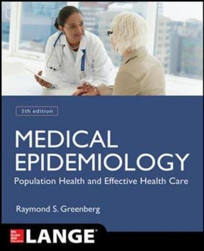 Download Medical Epidemiology: Population Health and Effective Health Care, Fifth Edition (LANGE Basic Science) PDF