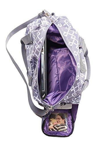 Sarah Wells Lizzy Breast Pump Bag (Gray) by Sarah Wells (Image #5)