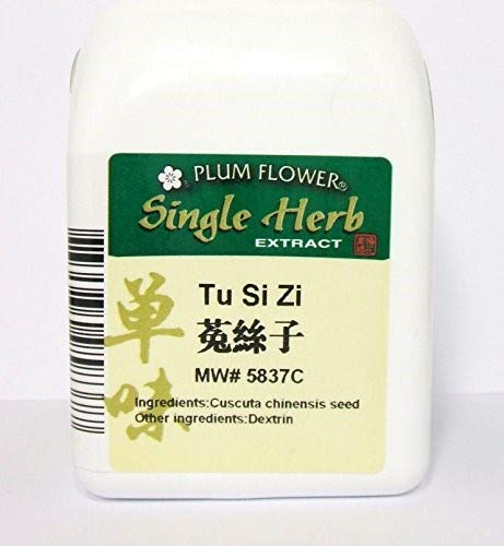 Dodder Seed - Chinese Dodder Seed Herb Extract Powder - Tu Si Zi - Cuscuta Chinensis 100g or 3.5oz