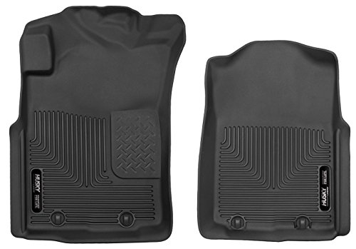 Husky Liners Front Floor Liners Fits 05-11 Tacoma Access/Double/Standard Cab