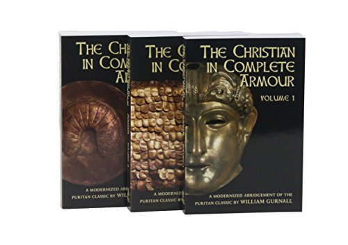 The Christian in Complete Armour (3 Volume Set)