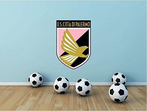 US Citta di Palermo FC Italy Soccer Football Sport Art Wall Decor Sticker 25'' X 17''