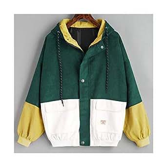 Amazon.com: Outerwear & Coats Jackets Long Sleeve Corduroy