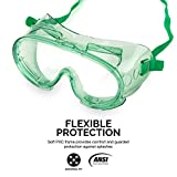 Neiko 53829A Lab Safety Goggles, Impact and