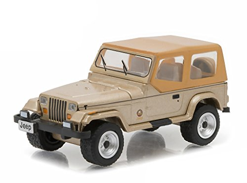 1/64 1993 Jeep Wrangler Sahara (Hobby Exclusive) 29815