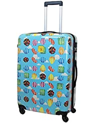 Candy Crush Cabin Bag All Over Print Large, Multi-Colored, One Size