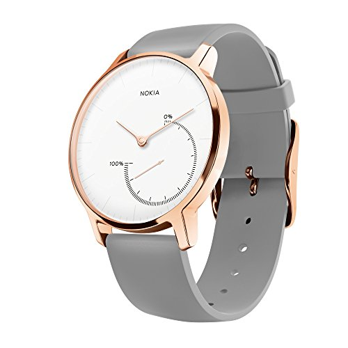 Nokia health 3700546704130 Nokia Steel Limited Edition - Activity & Sleep Watch, Rose Gold by Nokia health (Image #2)