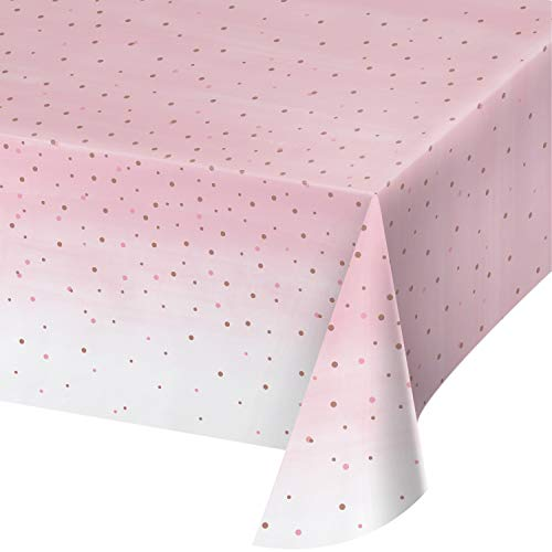 Rosé All Day Plastic Tablecloths, 3 ct -