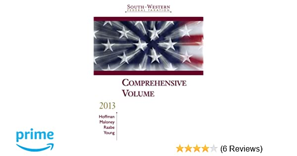 Amazon south western federal taxation 2013 comprehensive amazon south western federal taxation 2013 comprehensive professional edition with hr block home tax preparation software cd rom fandeluxe Choice Image