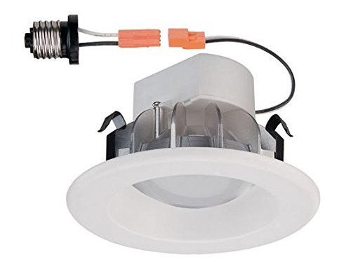 Commercial Electric 4'' Recessed LED Trim