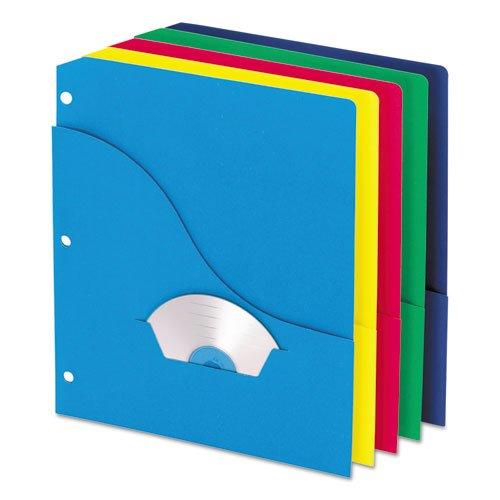 - Pendaflex 32900 Slash Pocket Project Folders, Jacket, Letter, Five Colors, 10/Pack