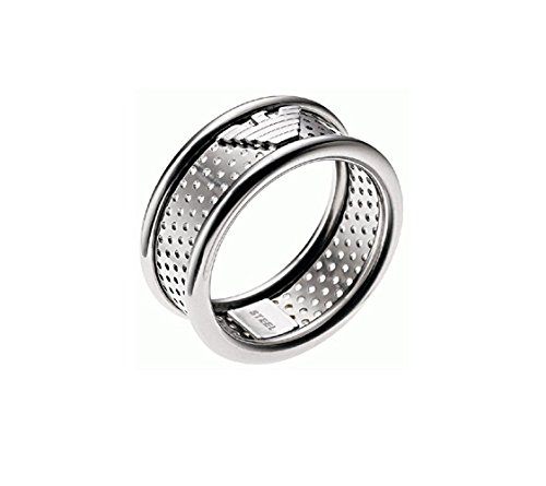 a370b00cc13fb Emporio Armani Stainless Steel Eagle Logo Ring Size 11 EGS1023 BNWT - Buy  Online in UAE.