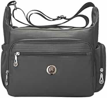 62f3bc926d1e Shopping Fabuxry - Greys - Nylon - Handbags & Wallets - Women ...