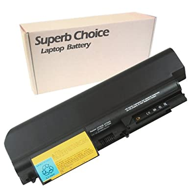 Superb Choice 9-Cell Battery for IBM Lenovo Thinkpad T400 7417 by Superb Choice