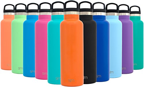 Simple-Modern-20oz-Vacuum-Insulated-Stainless-Steel-Water-Bottle-Ascent-Narrow-Mouth-Thermos-Travel-Mug-Double-Walled-Flask-Powder-Coated-Hydro-Canteen