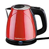 Chef'sChoice 673 Electric Kettle, 1-Liter, Red
