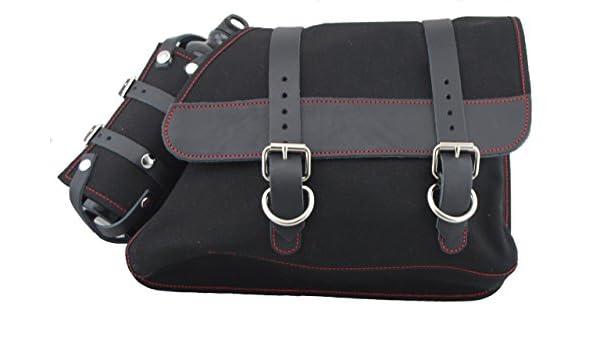 Right Side Motorcycle Saddle Bag Bottle Holder For Harley Davidson Sportster  //